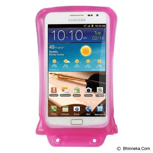 DICAPAC Waterproof Bag [WP-C2] - Pink (C) - Plastik Handphone / Waterproof